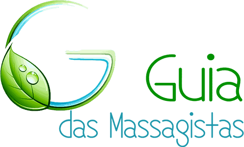Massagem O Guia das Massagistas logo