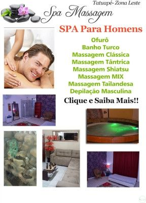 CASA DE MASSAGEM NO TATUAPÉ - SSÃO PAULO - SPA MASSAGEM