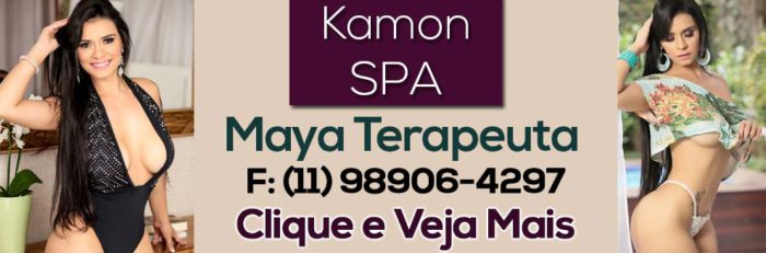 Massagista Maya - Kamon SPA