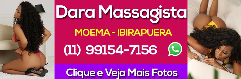 Massagem moema - Massagista Darah