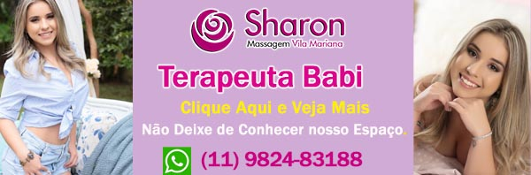 Massagem Vila Mariana - Massagista - Babi