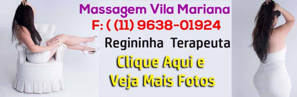Massagista Regina - Vila Mariana