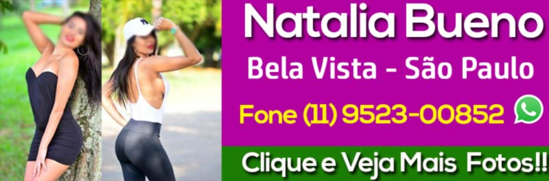 Massagista Bela Vista - Natália Bueno