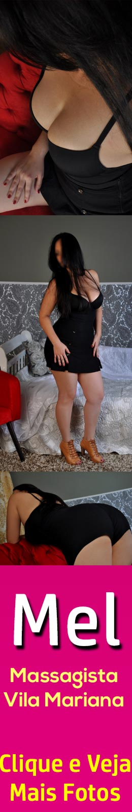 Massagista Mel – Massagem Sensual na Vila Mariana .F: (11) 96766-8805